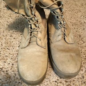 Other - US ARMY ISSUE Hot Weather Boots 8.5W (Men's)